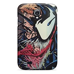 Galaxy S4 DtJ5371DjUP Venom Tpu Silicone Gel Cases Covers. Fits Galaxy S4