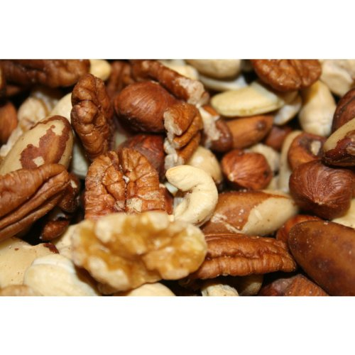 (Deluxe Mixed Nuts Raw, 2Lbs)