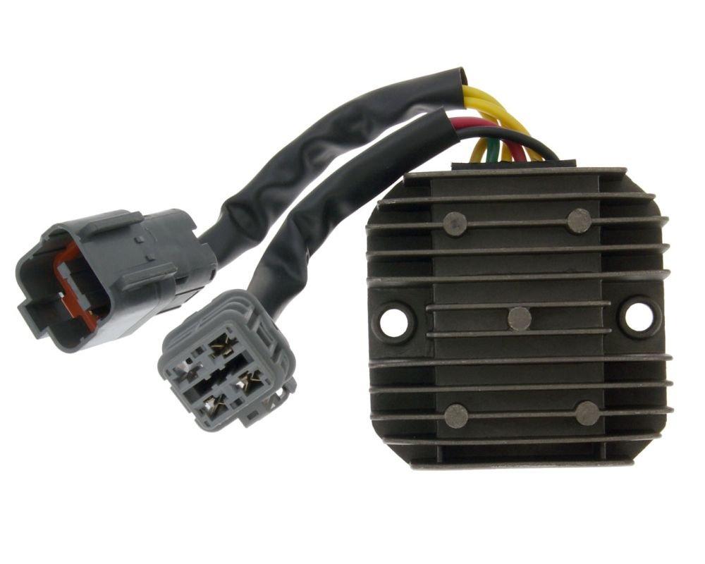 250 Regler//Gleichrichter f/ür Kymco KXR 300 300 150 Maxxer 250 MXU 50