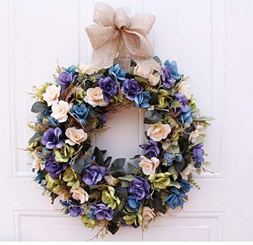 Wreath Door Decoration - U'Artlines 16