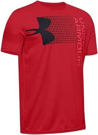 Under Armour UA Crossfade Camiseta de Manga Corta Niños