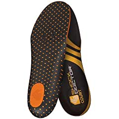 Shock Doctor Court Insole - Rank 10 Best shoes insoles