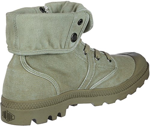 Women's Casual Palladium Pallabrouse Olive Baggy~tobacco~m q7nxEn8w
