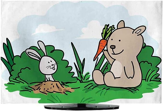Textura de la Pintura para el Día de Acción de Gracias con Letras de la Tele, ilustración Dibujada a Mano aislada en Fondo Blanco ilustración Vectorial: Amazon.es: Electrónica