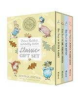 Peter Rabbit Naturally Better Classic Gift Set (4 Books)
