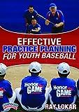 Ray Lokar's Building an Effective Youth Baseball Practice (DVD)