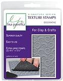 JHB International Inc Lisa Pavelka 327016 Texture Stamp Kit Decorative
