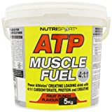 Nutrisport ATP M Fuel Fruit Punch 5000g