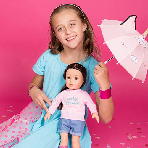 Adora Amazing Girls 18-inch Doll Emma Sprinkles (Amazon Exclusive)
