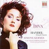 La Diva: Arias for Cuzzoni by Georg Friedrich Händel