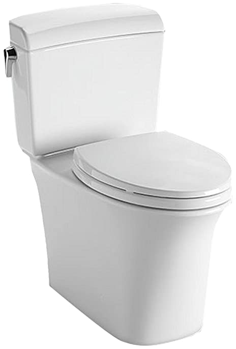 Toto CST484CEMFG01 128GPF 09 Gpf Maris Closed Coupled Toilet With SanaGloss