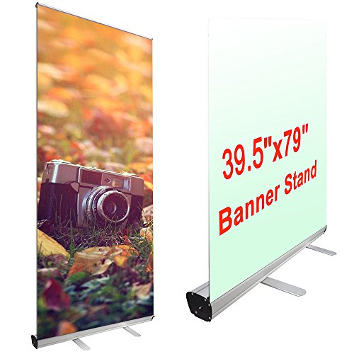 Yescom Aluminum Retractable Banner 79 Inch