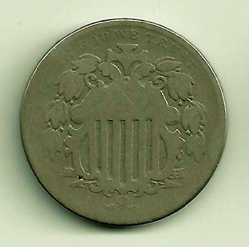 1866-1883 Shield ()
