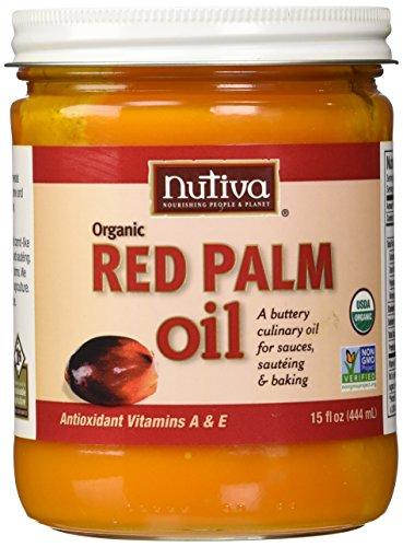 Nutiva Organic Trade Certified Ounce