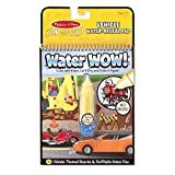 Melissa And Doug Water Wow Coloring Book - Vehicles