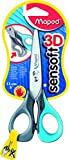 Maped Sensoft 3D Left Handed Scissors  13cm / 5'