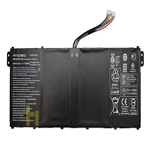 Amsahr Replacement Battery for Acer (AC14B13J-02)