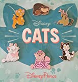 #2: Disney Pin - Disney Cats Booster Set