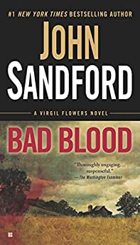Bad Blood (A Virgil Flowers Novel, Book 4) by [Sandford, John]