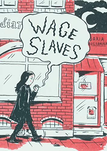 Pdf Graphic Novels Wage Slaves