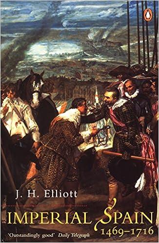 Imperial Spain 1469-1716: Amazon.es: Elliott, J. H, PINCHES, NEIL: Libros en idiomas extranjeros