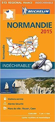 En ligne téléchargement gratuit Normandie : 1/200 000 epub pdf