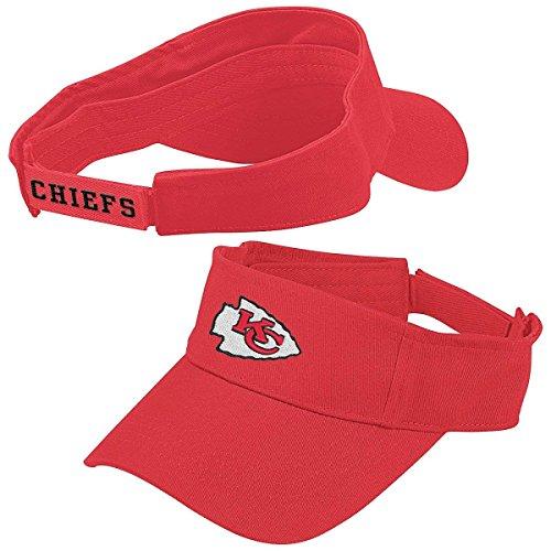 Reebok Kansas City Chiefs Logo Visor Adjustable