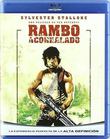 Rambo: Acorralado [Blu-ray]: Amazon.es: Sylvester Stalloney, Richard Crenna, Michael Talbott, Jack Starrett, Brian Dennehy, Ted Kotcheff, Sylvester Stalloney, Richard Crenna: Cine y Series TV