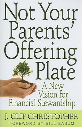 Not Your Parents Offering Plate (text only) by C. Christopher ()