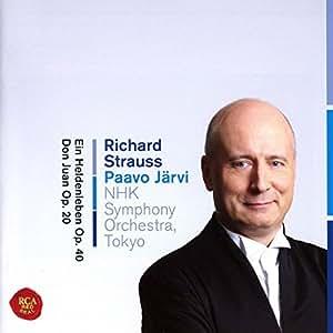 R. Strauss: Ein Heldenleben, Op. 40 & Don Juan, Op. 20