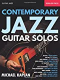 Contemporary Jazz Guitar Solos: Guitar: Jazz