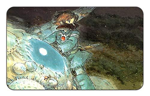 Nausicaa Valley of The Wind Anime Stylish Playmat Mousepad (24 x 14) inches [MP] Nausicaa ()