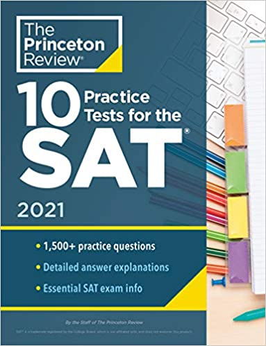 Best Books For 2021 Amazon.com: 10 Practice Tests for the SAT, 2021: Extra Prep to