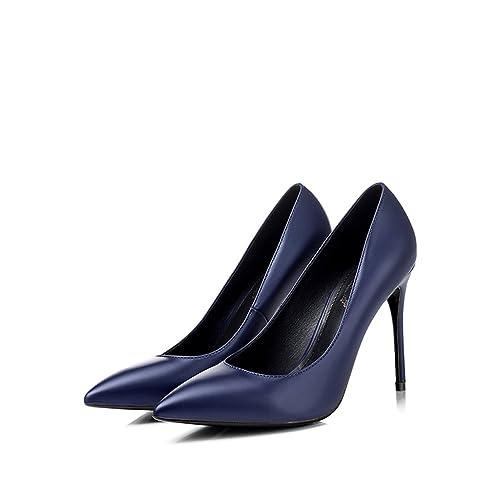 Mujer Zapatos Alto De Con Hyun Times Profesionales Tacón vz5IqxYnw