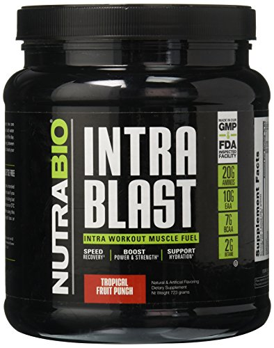 Intra Blast Servings Fruit Punch