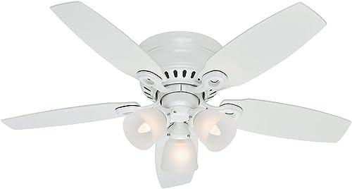 Hunter Fan Company 52087 Hunter Hatherton Indoor Low Profile ceiling Fan