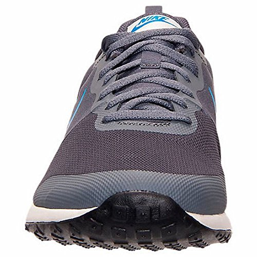 Nike Elite Shinsen Hombres Sneaker Grey / Blue