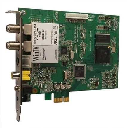 TOSHIBA Express Card ATSC/Analog Hybrid Tuner Windows 8 X64