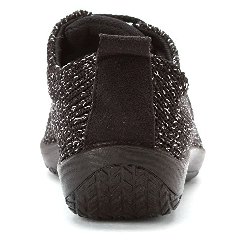 1151 LS Black Night Scarpe Starry ARCOPEDICO nbsp;Tessuto Donna qpxEv