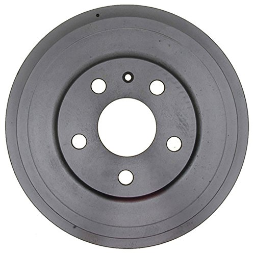 Volkswagen Brake Drum - ACDelco 18B606A Advantage Rear Brake Drum