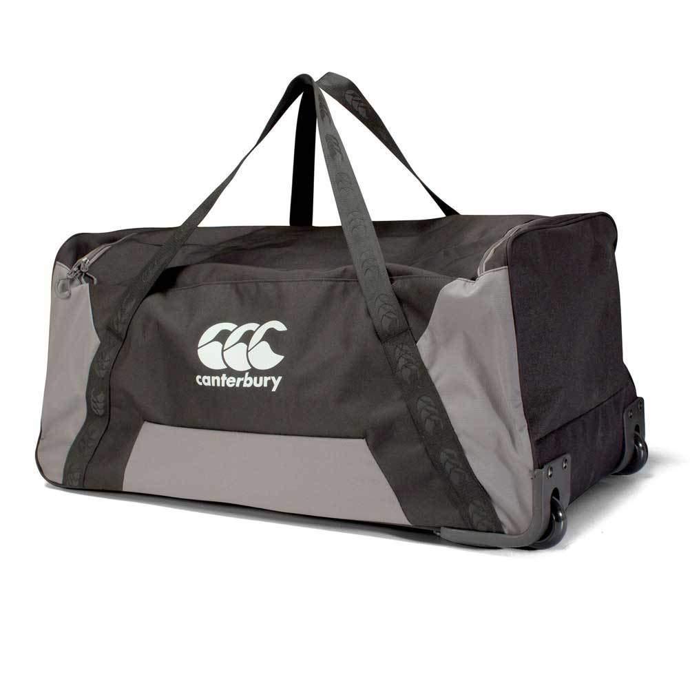 Canterbury Of New Zealand Unisex's Pro Wheelie Bag, Black, One Size