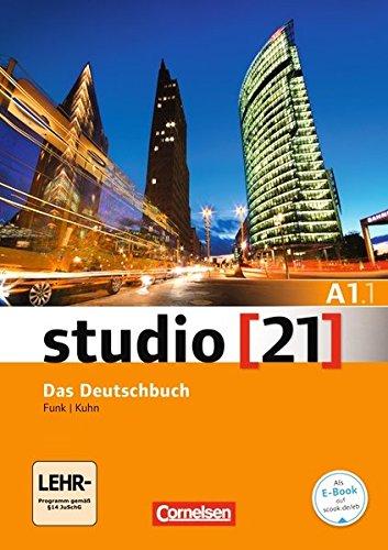 Studio 21 in Teilbanden: Deutschbuch A1.1 MIT DVD-Rom (German - Studio 1.1