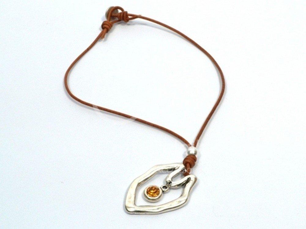 november birthstone necklace, swarowski topaz necklace, november jewelry, birthday necklace, birthstone jewelry, sterling necklace, FREE SHIPPING