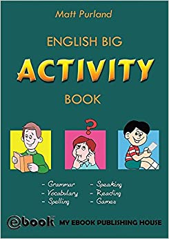 English Big Activity Book