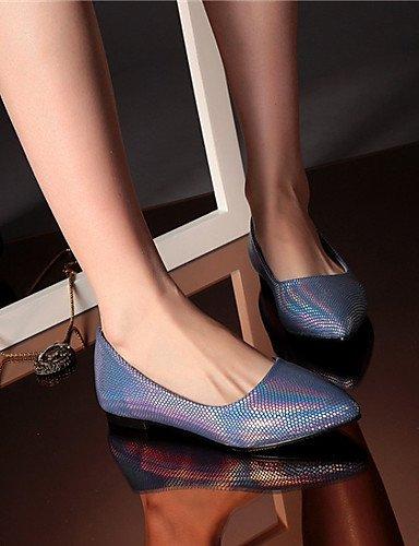 PDX sint zapatos de piel de mujer rOCr6xw