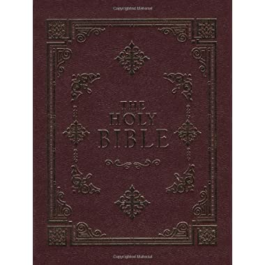 The Holy Bible, Illuminated Family Edition, King James Version