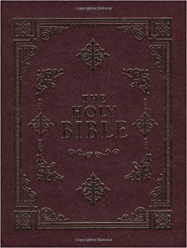 The Holy Bible, Illuminated Family Edition, King James