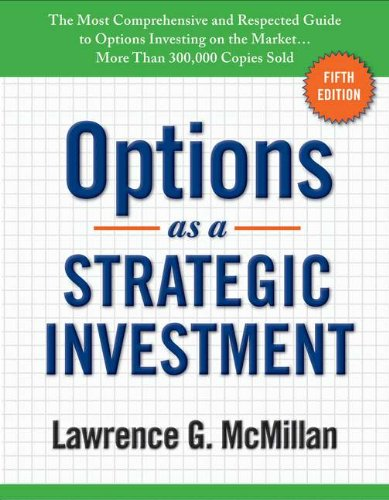 Options As A Strategic Investment  Fifth Edition