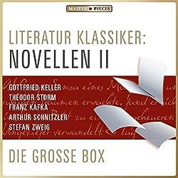 Literatur Klassiker: Novellen II