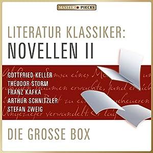 Literatur Klassiker: Novellen II Hörbuch